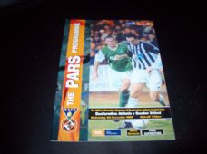 Dunfermline Athletic v Dundee United, 2002/03